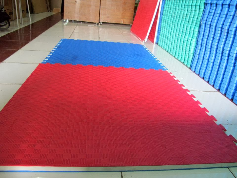 Main Mat Gym