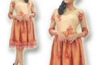 Trik Simple Untuk Busana Dress Berbahan Renda