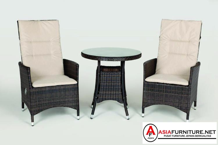 Kursi Cafe Rotan Furniture