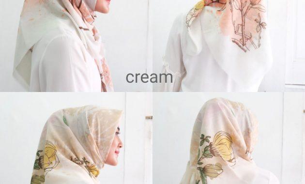 Inilah Model Jilbab Instan untuk Warna Kulit Sawo Matang