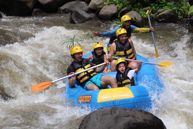Sobek rafting ayung river - Kesalahan Umum Pada Saat Melakukan Rafting