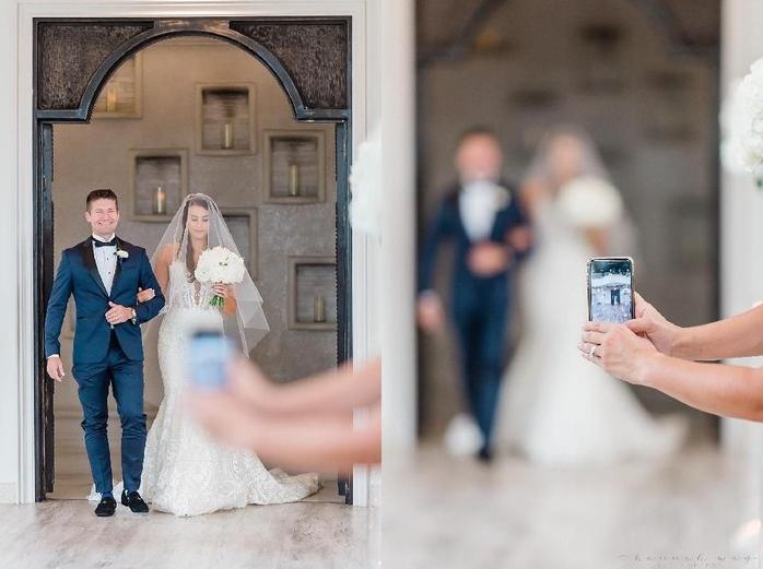 cara membuat foto prewedding sendiri dengan hp android