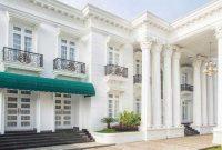 Model Rumah Klasik Idaman Yang Megah Dan Menawan, desain rumah klasik modern 1 lantai,
