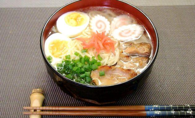 Resep Ramen Rumahan Ala Jepang Yang Halal