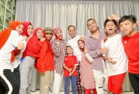Biodata PRofil GEN HALILINTAR, Keluarga Fenomenal Indonesia