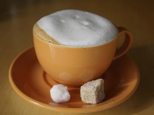 cara membuat milk foam