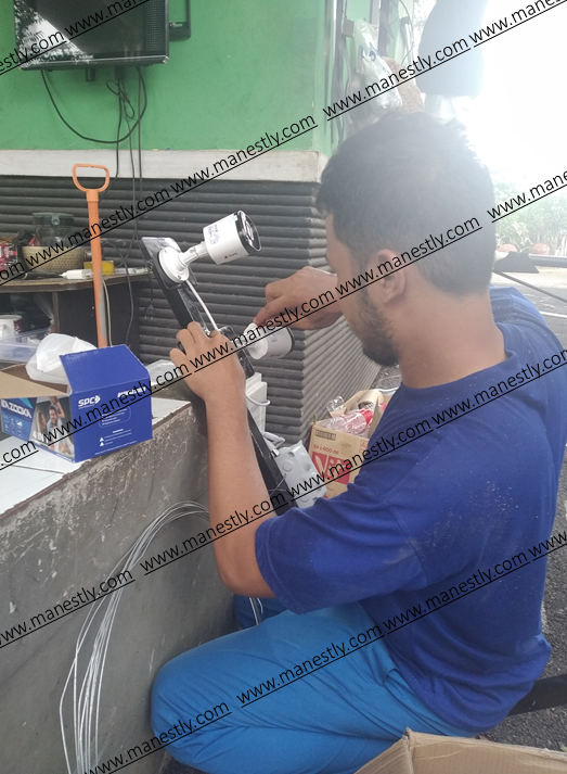 Cari Jasa Instalasi Cctv di Kranji Bekasi Barat Yang Bergaransi