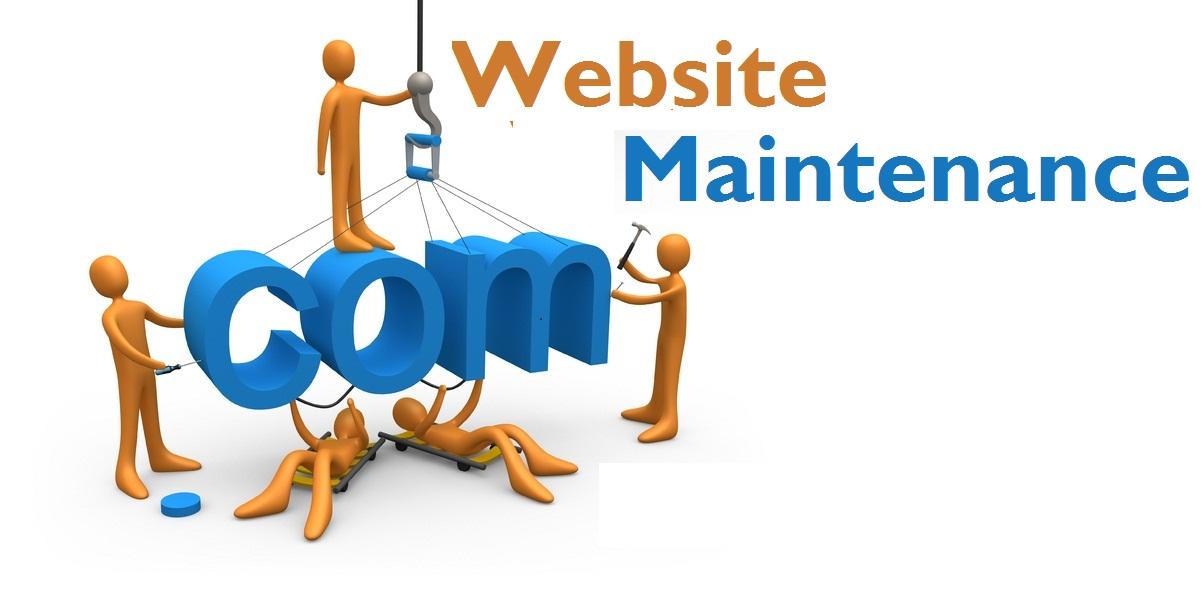 Web Maintenance Artinya?