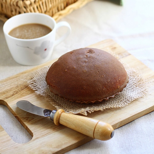 cara membuat coffe bun